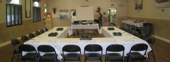 Private cooking class event
