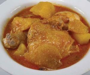 Chicken Masaman curry